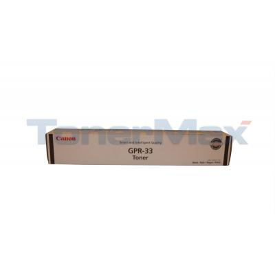 CANON ADVANCE C7055 GPR-33 TONER BLACK